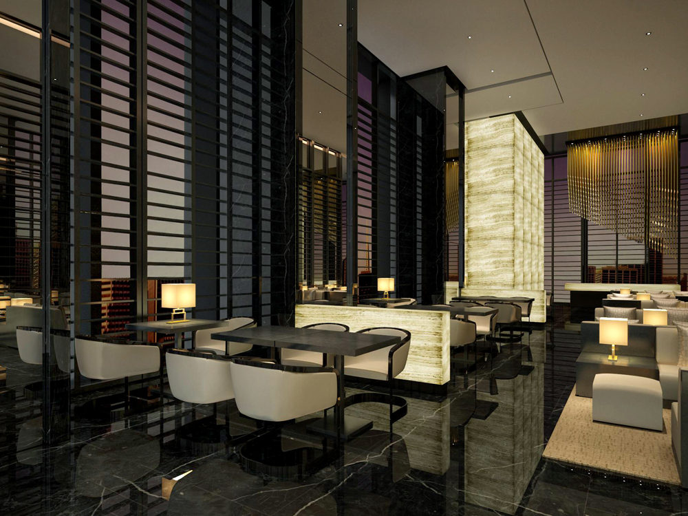 L2ds lumsden leung design studio hotel lounge for Lounge interior design