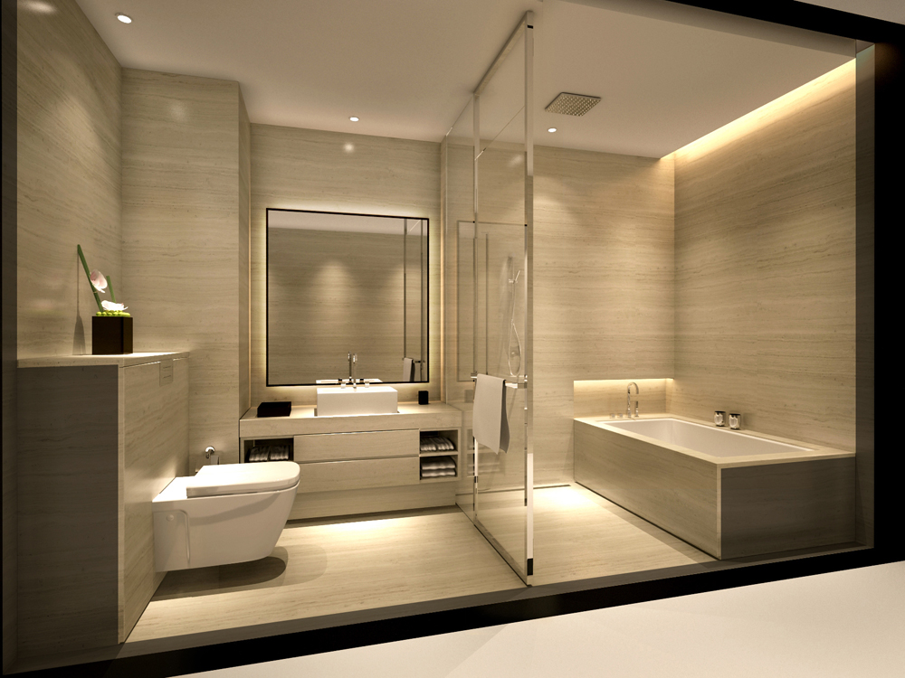 L2ds lumsden leung design studio service apartment for Bathroom design service