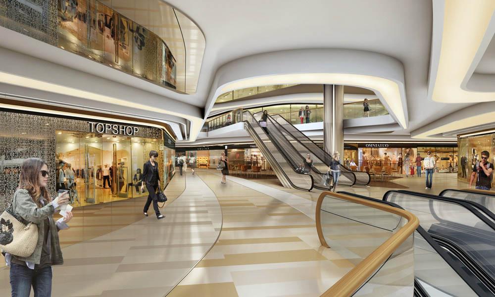 L2ds Lumsden Leung Design Studio Retail Shopping Mall Interior Design