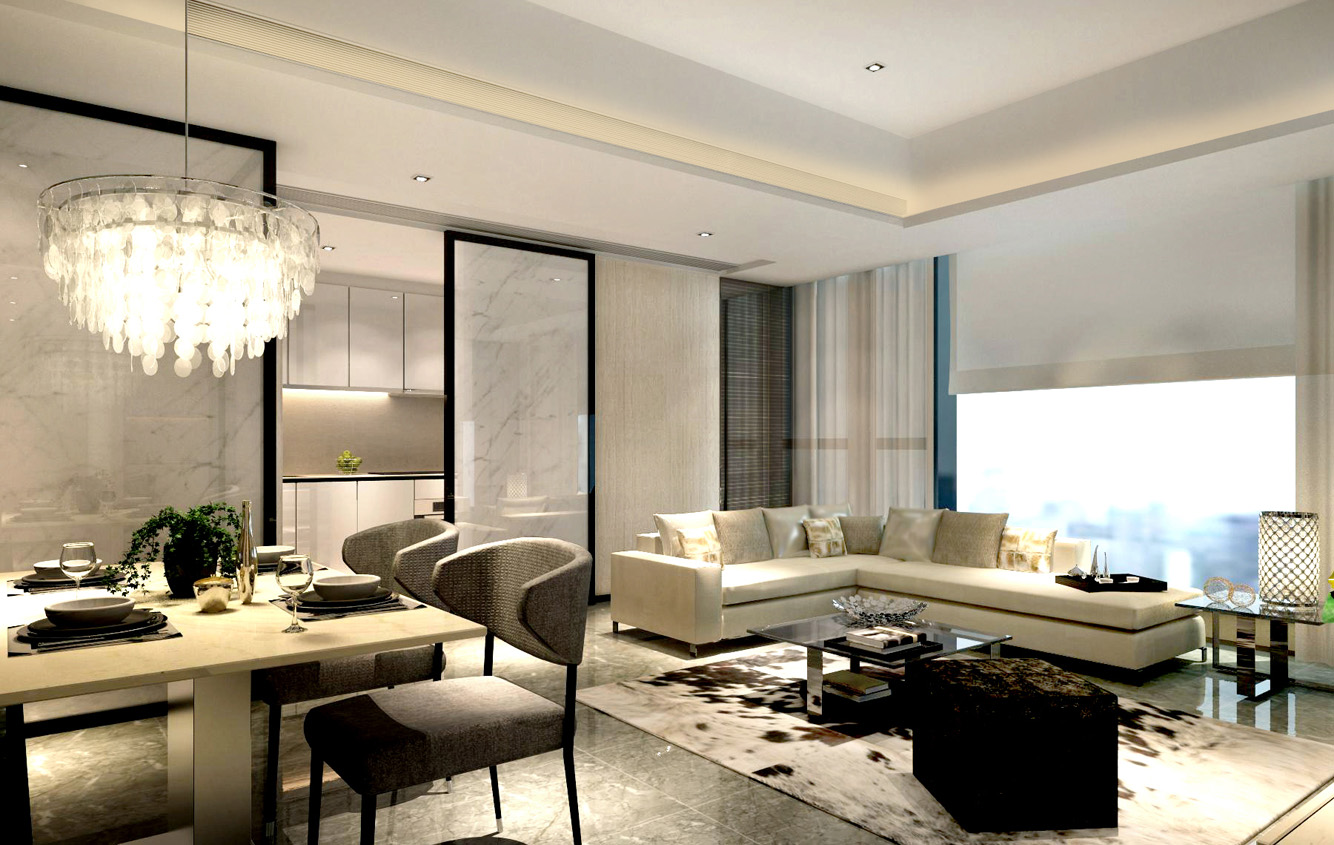 CDIFC-service-apartments-living-room-Lux-Modern