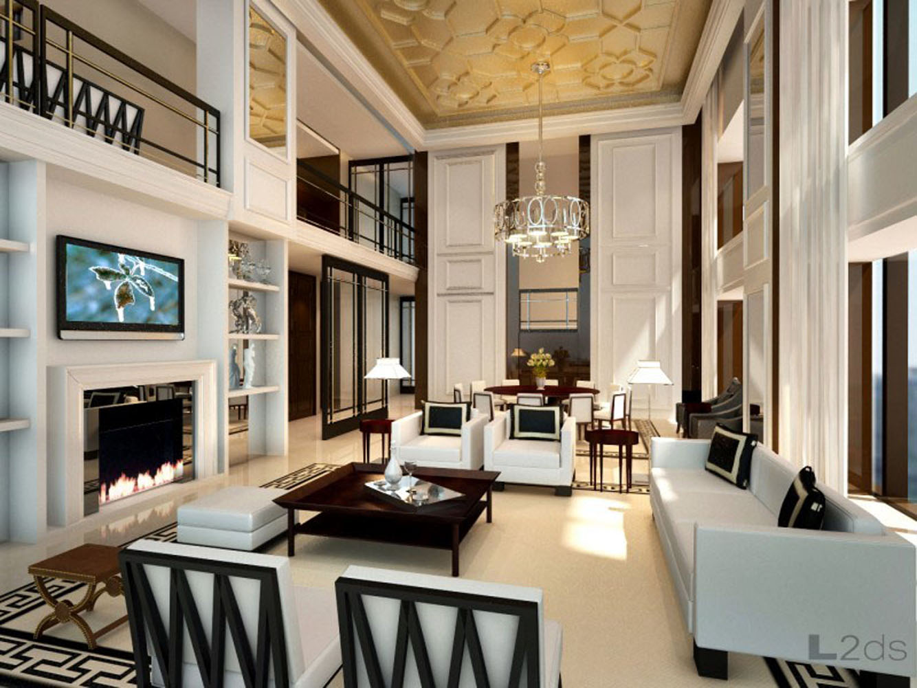 Park-Avenue-luxury-apartments_01-living-room