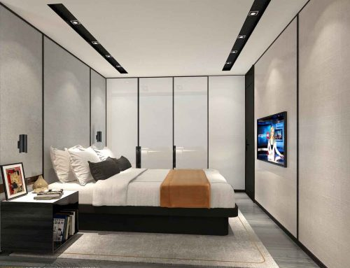 Luxury high rise apartments for Shenzhen